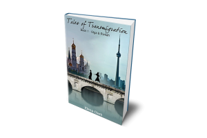 Tales of Transmigration Book 1: Olga & Rivka by Elena Clark is available on Amazon, Kindle, Kobo, Indigo, and other fine book retailers.